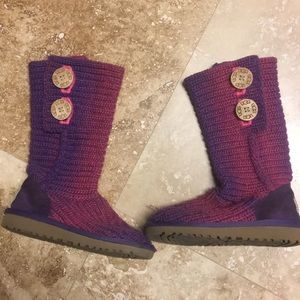 Toddler girls UGGS size 11